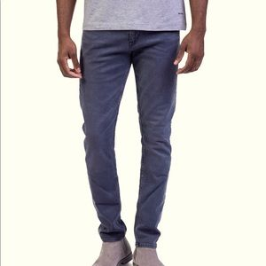 Revtown Taper Denim Jeans In Twilight Indigo 36x30